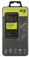 Защитное стекло DiGi Glass Screen (9H) for iPhone 4/4S (6274772)
