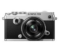 Цифровая фотокамера Olympus PEN-F 17mm 1:1.8 Kit Silver/Black (6283227)