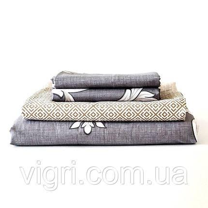 Постельное белье евро комплект, сатин, Вилюта «Viluta» VS 430, фото 2