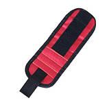 Магнитный браслет для строительных инструментов винтов и шурупов, фото 2