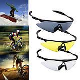 Очки для велосипедистов ROBESBON X100, фото 2