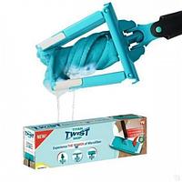 Швабра универсальная Titan Twist Mop вращается на 360 градусов с отжимом для влажной уборки NEW DESIGN