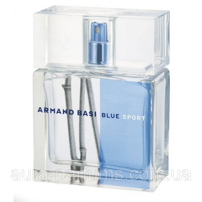 Armand Basi In Blue Sport edt 100 ml. лицензия Тестер
