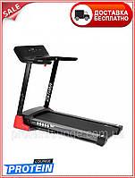 Беговая дорожка для дома электрическая до 150 кг Hop-Sport HS-3200LB Estima черный
