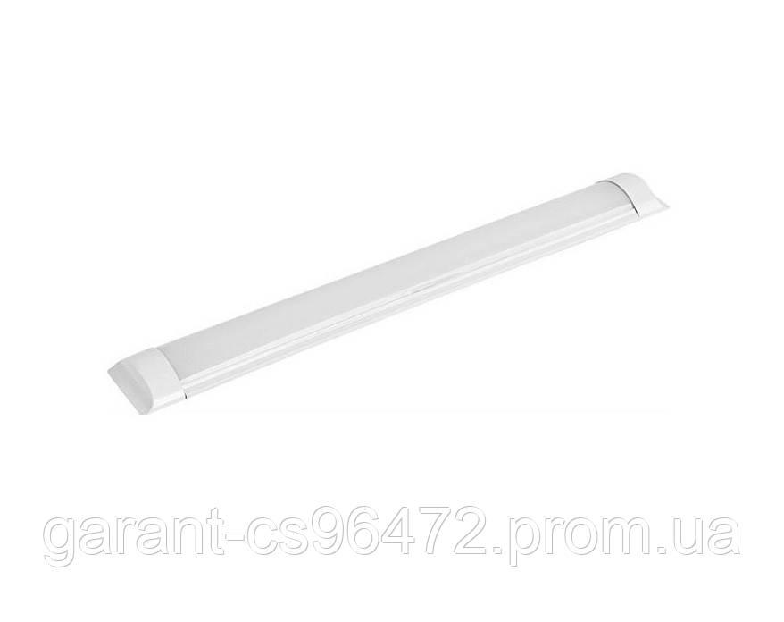 Светильник LED DHX36-1200-6400K-36W-220V-3000L PRO-LINE (ЛПО 2х1200) (Алюминиевый корпус) TNSy