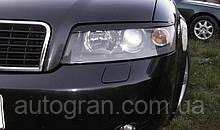 Вії для фар Audi A4 2000-2004 B6