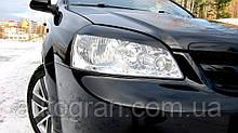 Вії на фари Chevrolet Lacetti sedan