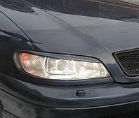 Реснички для фар Opel Omega 1996-1999, фото 1