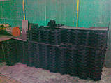 Резиновый диск фигурный, для технологического оборудования водоотделитель дисковой типа  ВДФ-6, ВДФ-3, ВДМ-15, фото 5