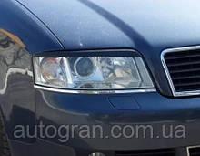 Вії для фар Audi A6 1997-2003 C5