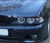 Реснички для фар BMW 5 E39 1997-2003