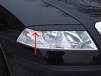 Реснички для фар Skoda Octavia A5 2004-2009, фото 1