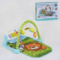 Коврик игровой Small Toys 9911 с музыкальной панелью 2-81419, КОД: 1681829