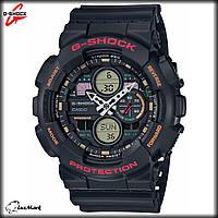 Casio G-Shock GA-140-1A4 Часы мужские спортивные