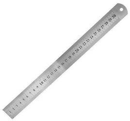 Лінійка ГОСТ метал. 0,3 м