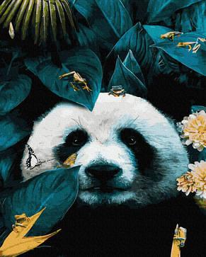 Картина по номерам Панда, фото 2