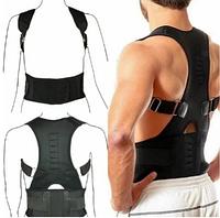 Магнитный корректор осанки Real Doctors Posture Support,избавление от сутулости, для улучшения дыхания и крово, фото 1