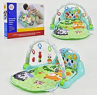 Коврик для младенцев Small Toys 1102 с музыкальной панелью 2-63276, КОД: 1250474