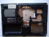 434 Корпус Asus X50 X50N - две половины нижней части + тачпад, фото 2