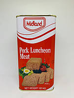 Ветчина Midland Pork Luncheon Meat 1.81 кг Дания