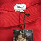 Штаны утепленные детские красные 8 лет, фото 2