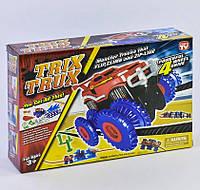 Канатный трек Trix Trux AS 331 1 машинка монстр-трак Разноцветный 2-AS331-73567, КОД: 1076198
