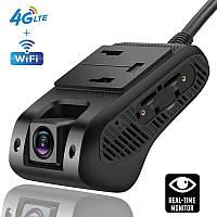 Автомобильный видеорегистратор с 4G + WIFI + GPS Jimi JC400P Aivision Cam с online передачей видео через интернет