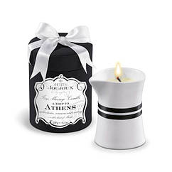 Массажная свечa Petits Joujoux - Athens - Musk and Patchouli 190 г SO3142, КОД: 1533489