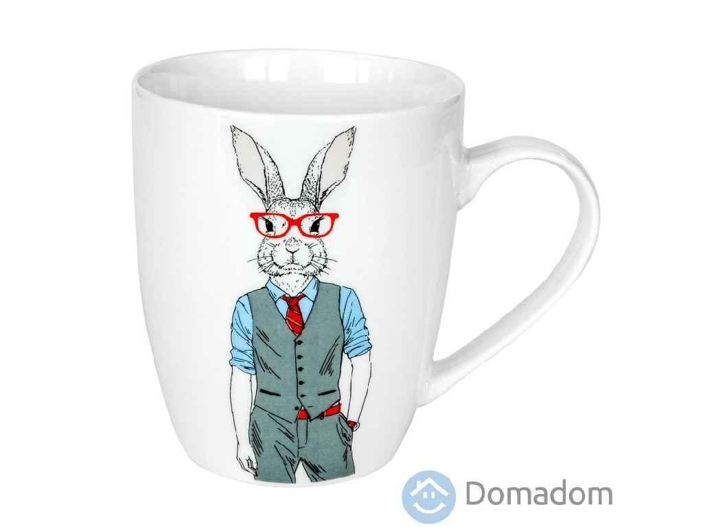 Чашка Keramia 360 мл Мистер Кроль (21-272-071)