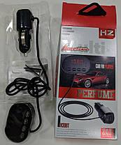 Трансмитер FM MOD. HZ H30 BT с ароматизатором!Хит цена, фото 2
