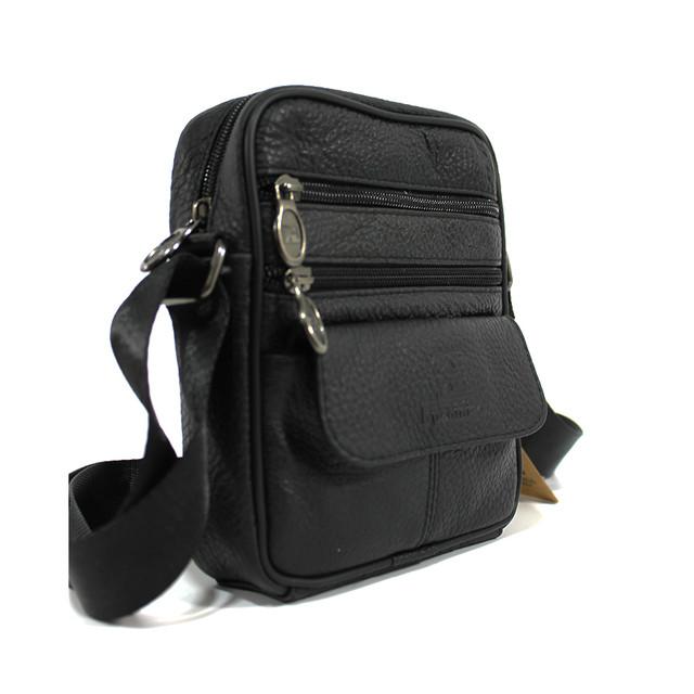 Мужская сумка-барсетка через плечо