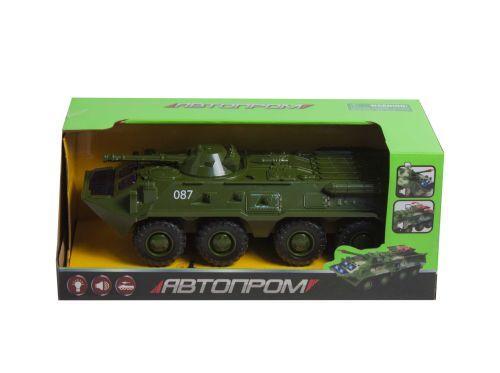 """Модель боевой машины БТР-80 из серии """"Автопарк"""" 9629ABCD"""