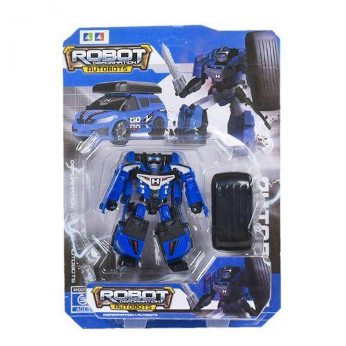 """Трансформер """"Robot Deformation"""" (синий) AB23-1А/АВ24-"""