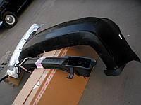 Задний бампер ЗАЗ Вида седан в сб оригинал. Бампер Vida Т-250 / Авео-3 T-250. Бампер Chevrolet Aveo после 2006