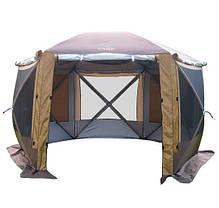 Палатка, шатер GreenCamp GC2905-SD, 360х360х235cм, фото 3