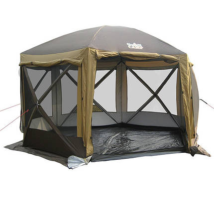 Палатка, шатер GreenCamp GC2905-SD, 360х360х235cм, фото 2