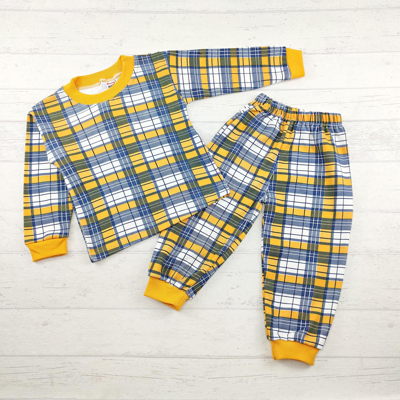 Детская пижама 1,2,3 года