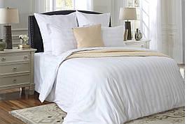 Ткань х/б  СТРАЙП САТИН для постельного белья 2 см ш.305 (пл.144)