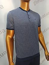 Мужская футболка  Caporicco. PSL-8830s. Размеры: M,L,XL,XXL.
