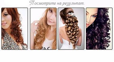 Профессиональная спиральная плойка для волос NOVA NHC-8988, щипцы для завивки и укладки локонов, фото 3