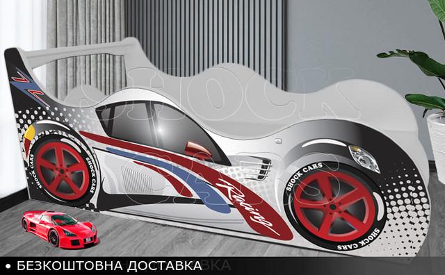 Кровать машина, кровать машина купить, кровать машина тачки shock cars с бесплатной доставкой украина киев