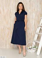 Женское платье батал / большие размеры