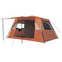 Палатка 6-ти местная GreenCamp 1610, автомат.