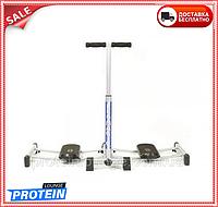 🔥 Тренажер для ног и ягодиц Leg Magic (Лег Меджик) USA Style до 100 кг SS-LAB-2009 серый