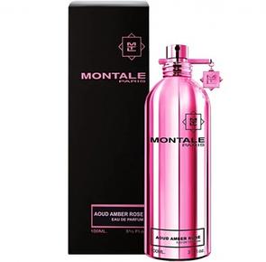 Парфюмированная вода Montale Aoud Amber Rose 100 мл унисекс