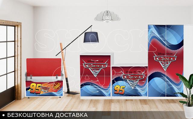 Детская мебель Шок Драйв купить с бесплатной доставкой по украине