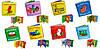 Мягкие развивающие книжечки для малышей, шуршалочки