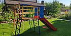 Детский игровой комплекс для улицы Веселка-М для малышей, фото 3