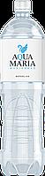Упаковка столовой воды низкой минерализации Aqua Maria Still (Аква Мария) BHMW 1.5 л x 6 шт