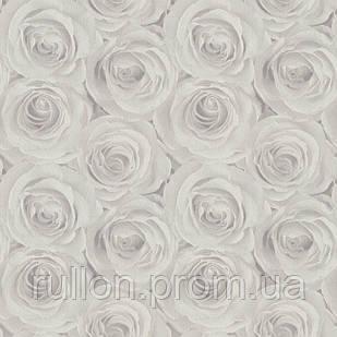 Обои настенные флизелиновые серые розы AS Creation Roses 37644-4